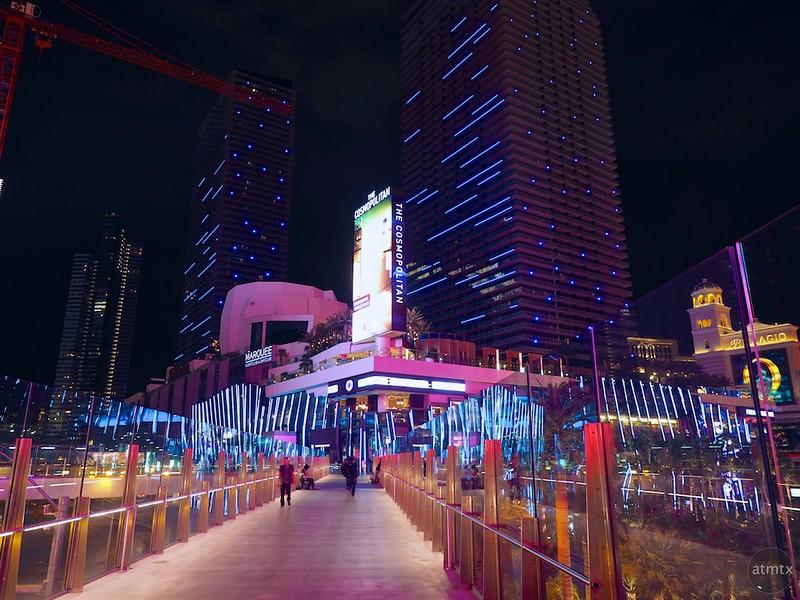 The Cosmopolitan Bridge - Las Vegas, Nevada