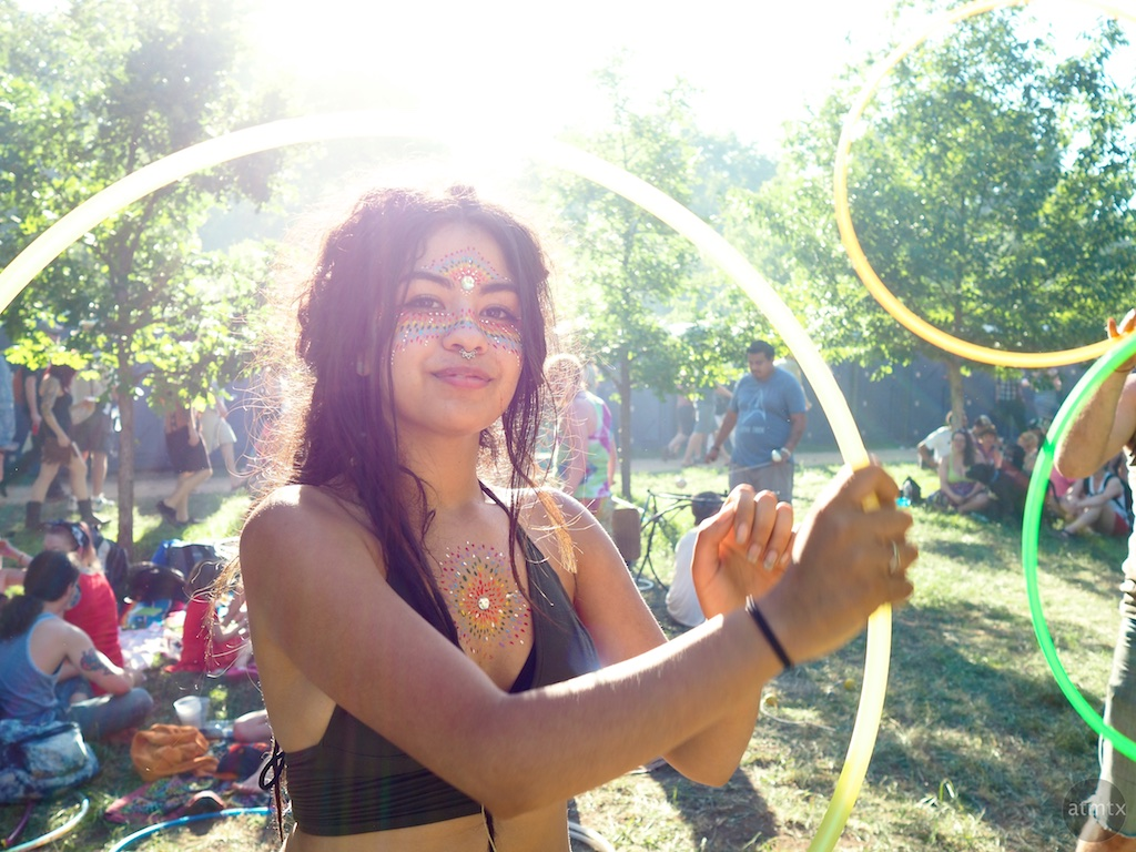 Jordan, Eeyore's Birthday Party 2015 - Austin, Texas
