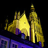 Grote Church Illuminated - Breda, Netherlands