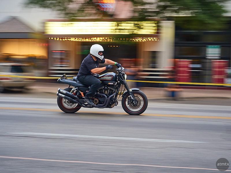 Panning Practice, ROT Rally - Austin, Texas