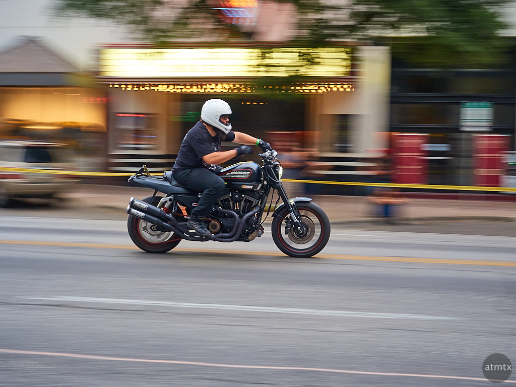 Panning Practice, ROT Rally - Austin, Texas