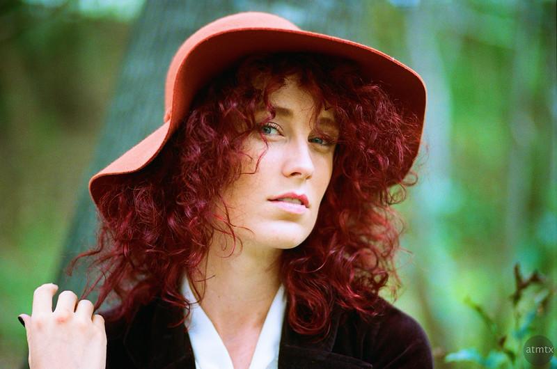 Bethany Film Portrait #1 - Austin, Texas