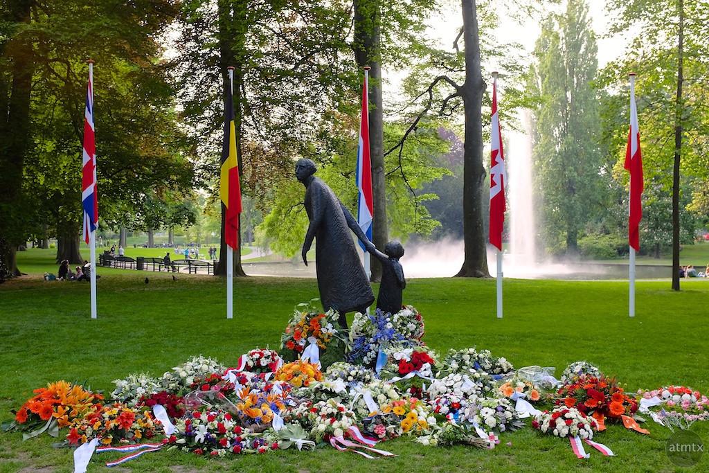 Remembrance, Park Valkenberg - Breda, Netherlands