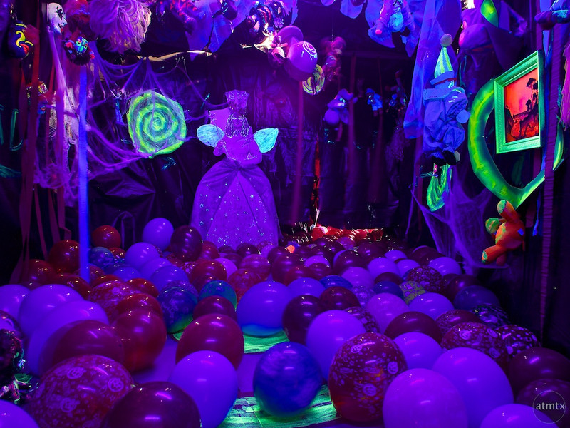 The Good Witch, Wizard of Oz Themed Haunted House - Austin, Texas