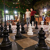 Chess, Santana Row - San Jose, California