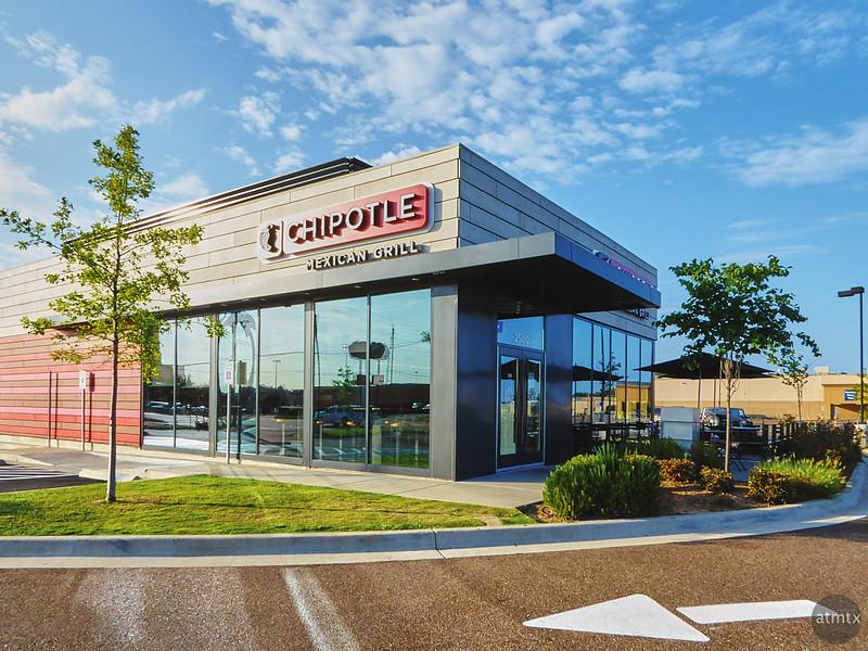 Chipotle, Off Interstate 30 - Texarkana, Texas