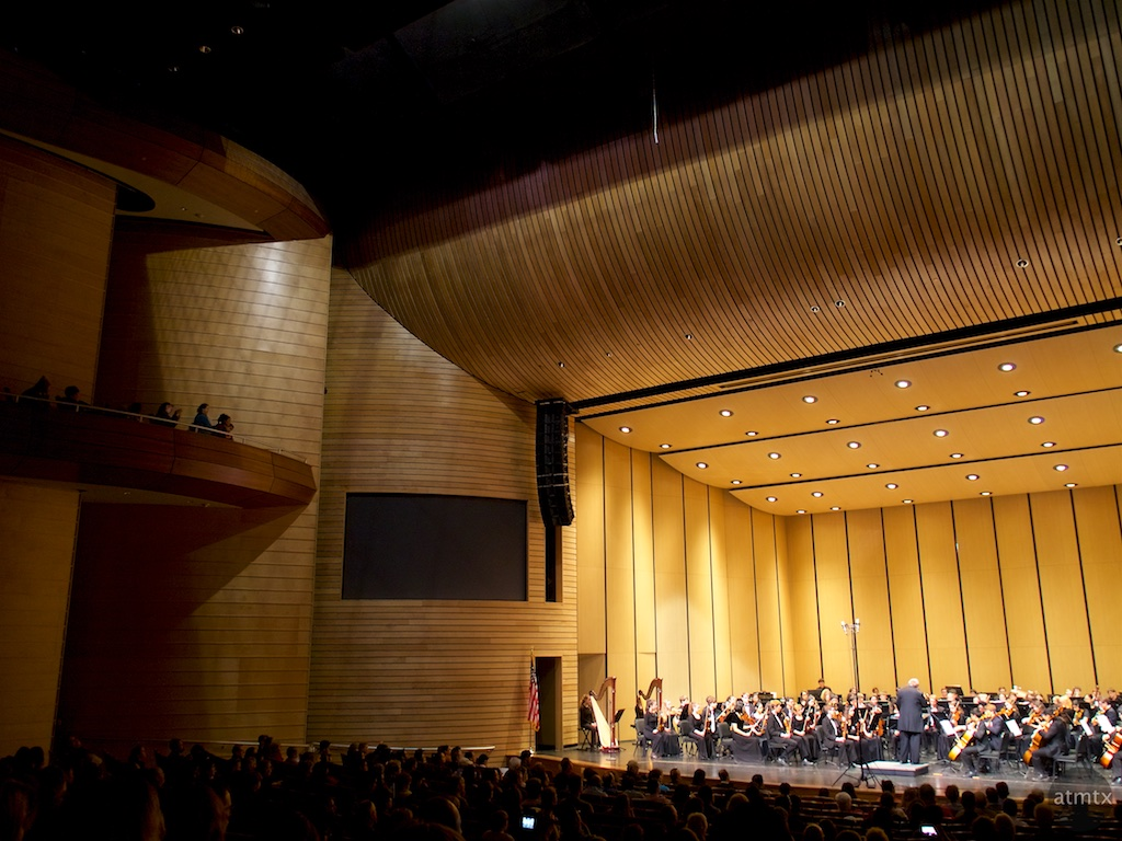 AISD Performing Arts Center - Austin, Texas