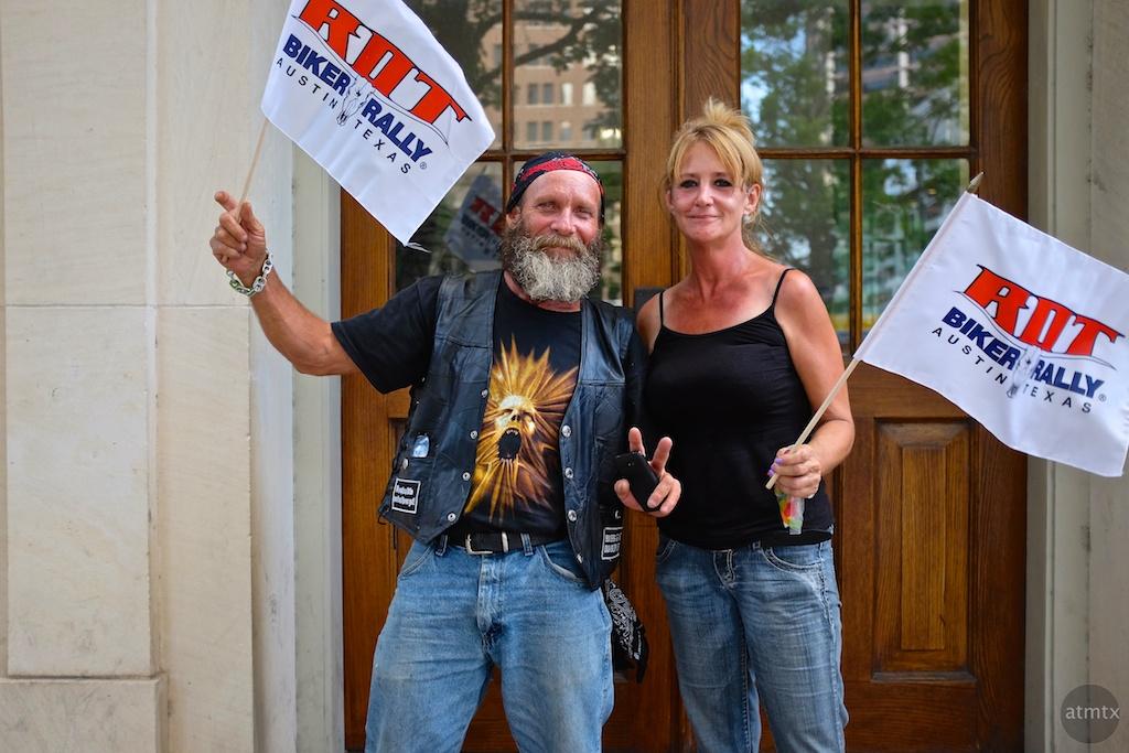 2014 ROT Rally - Austin, Texas