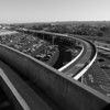 Highway Curves, SFO - San Francisco, California