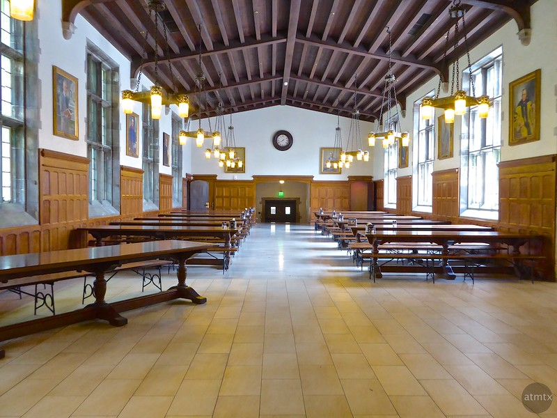 Dinning, Rhodes College - Memphis, Tennessee
