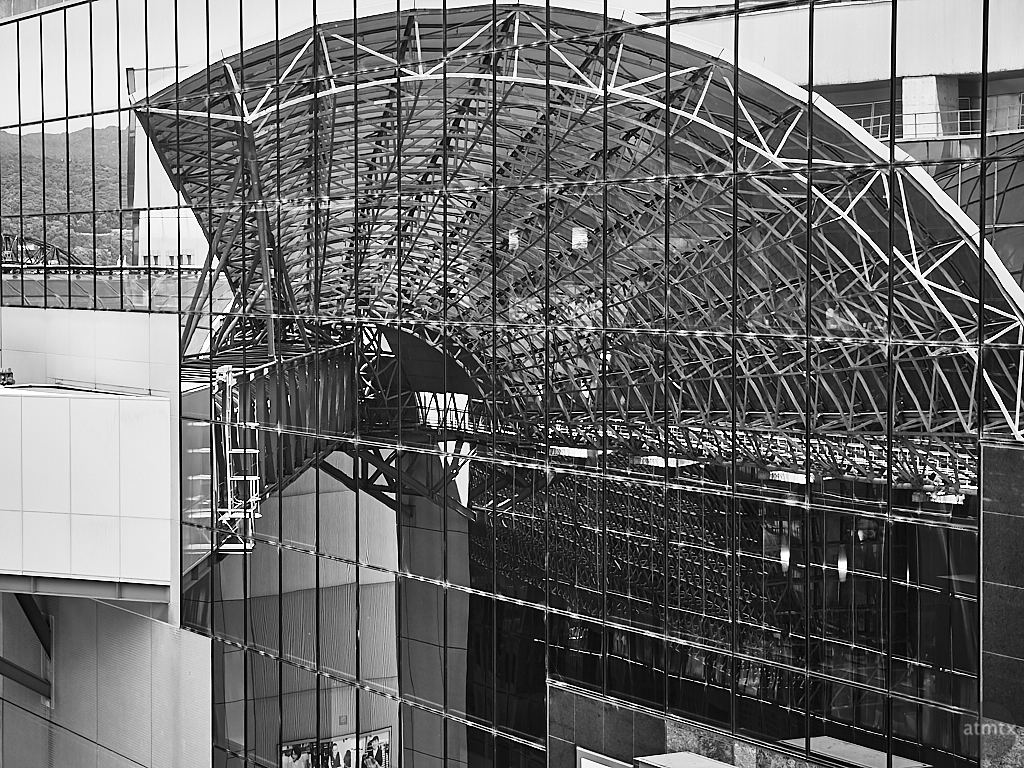 Kyoto Station Building - Kyoto, Japan