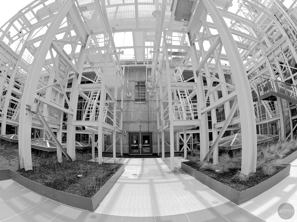 Super Structure #1, Seaholm Development - Austin, Texas