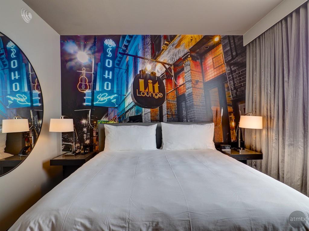 Archer Hotel King Room - Austin, Texas