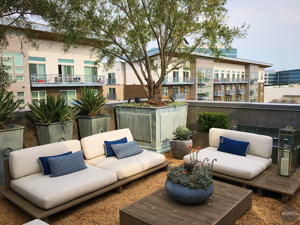 Urban Oasis at RH, The Domain Northside - Austin, Texas