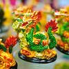 Dragon Statue, Chinatown Center - Austin, Texas