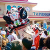 Lion Dance and Supermarket, 2012 Chinese New Year Celebration - Austin, Texas