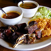 Cabrito, El Azteca Restaurant - Austin, Texas
