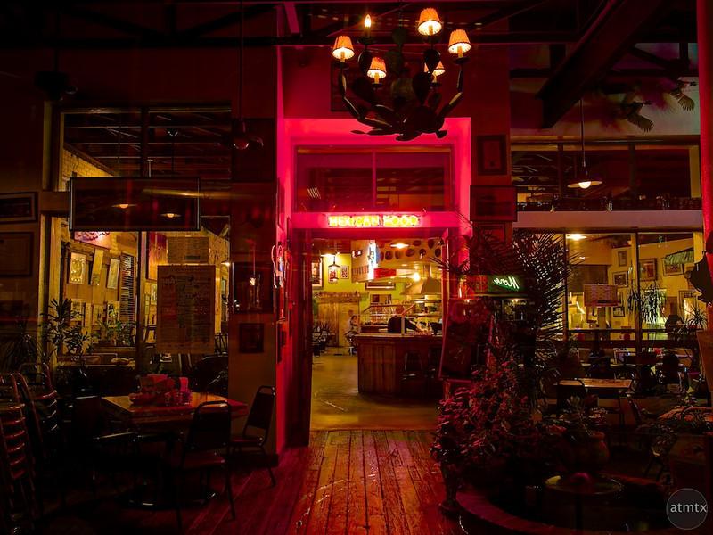 Quiet Entrance, Guero's - Austin, Texas