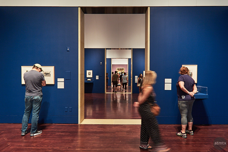 Eugene Atget Exhibit, 2018 Austin Museum Day - Austin, Texas