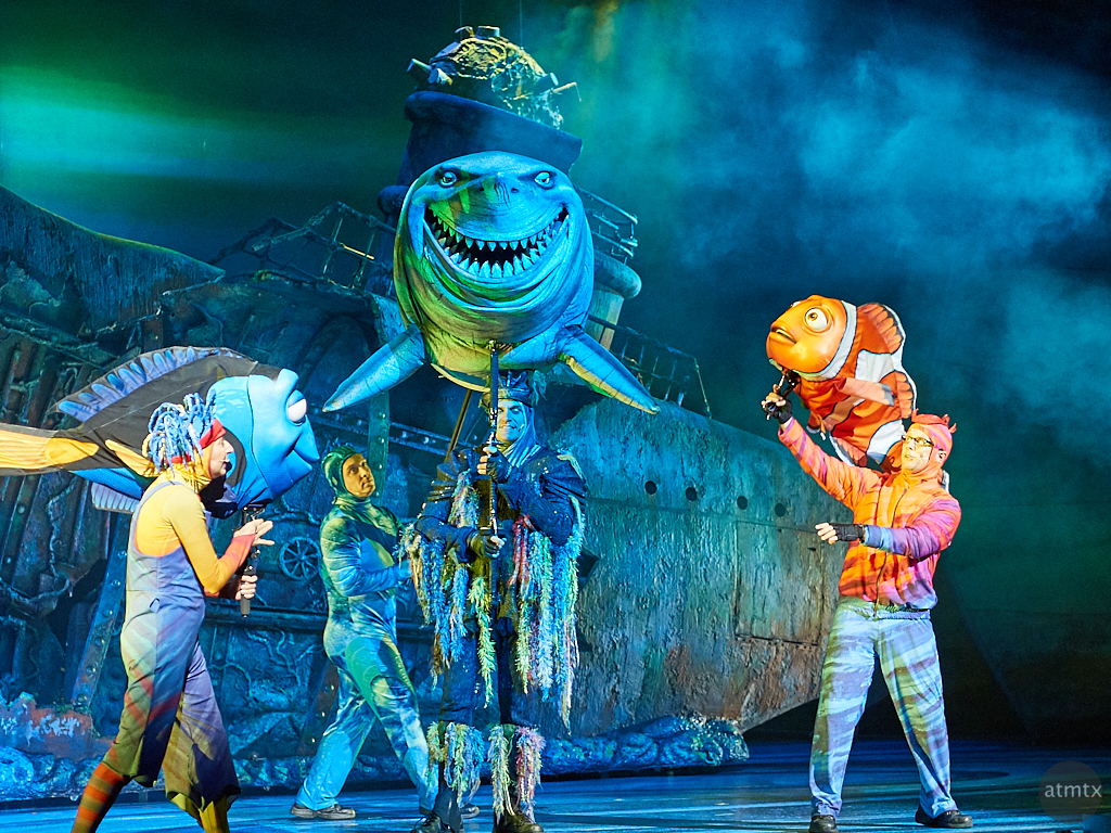 Finding Nemo - The Musical, Disney World - Orlando, Florida