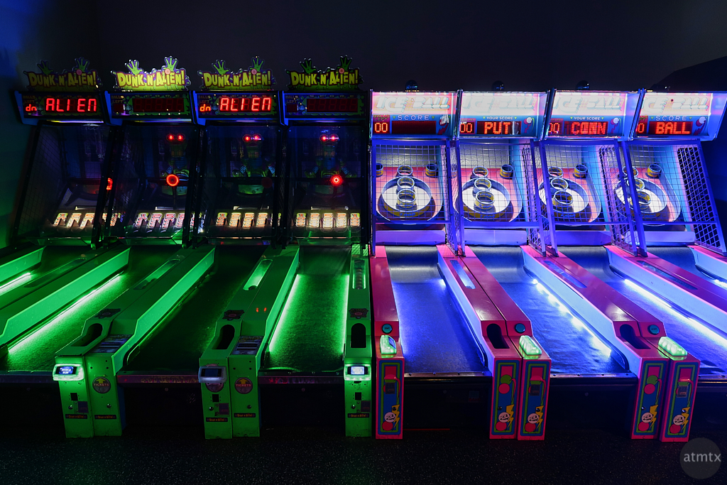 Game Center Color, Main Event - Austin, Texas