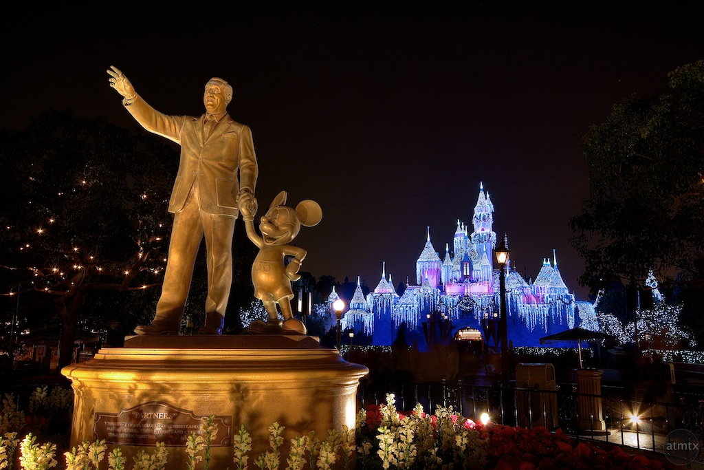 Partners, Disneyland
