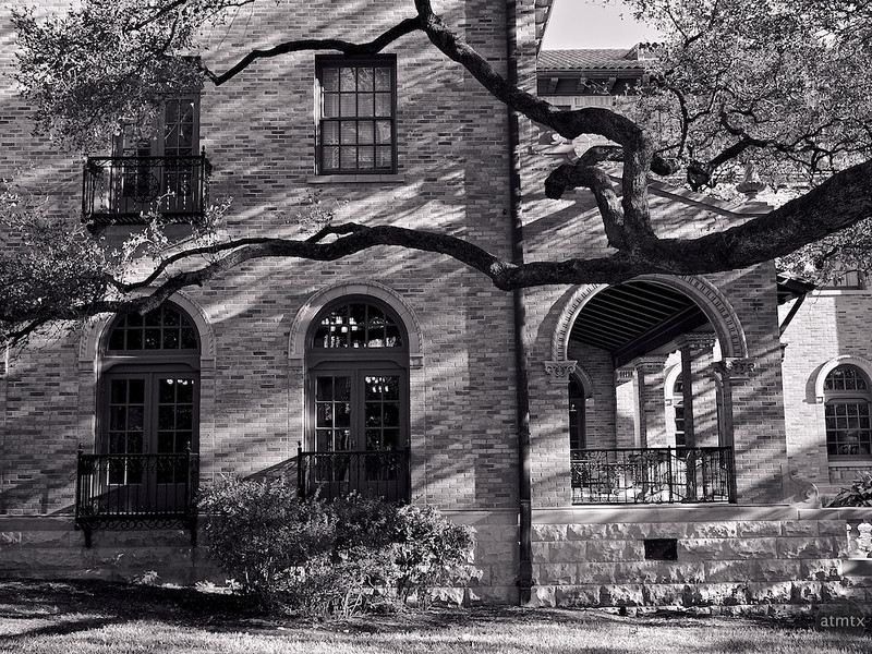 Littlefield Dormitory, University of Texas - Austin, Texas