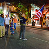 Challenging Patriotism, 6th Street - Austin, Texas