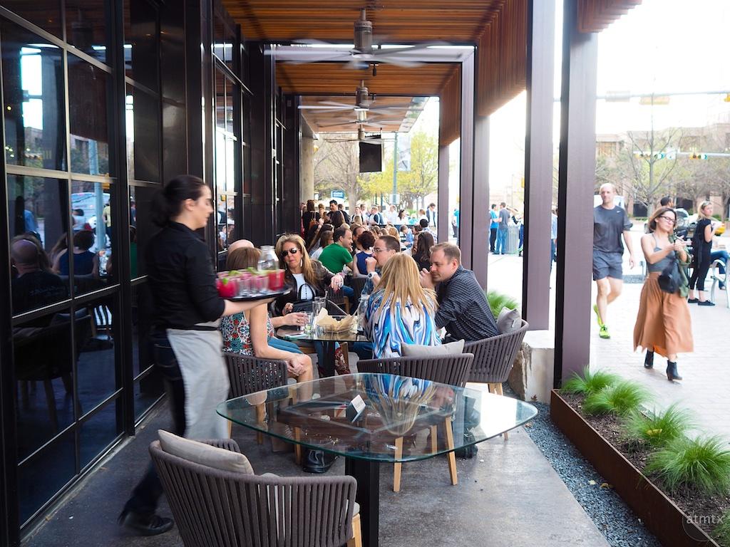 JW Marriott Exterior, SXSW 2015 - Austin, Texas