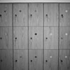 Lockers, Blanton Museum of Art - Austin, Texas