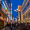 The Bright Colors of Dotonbori - Osaka, Japan