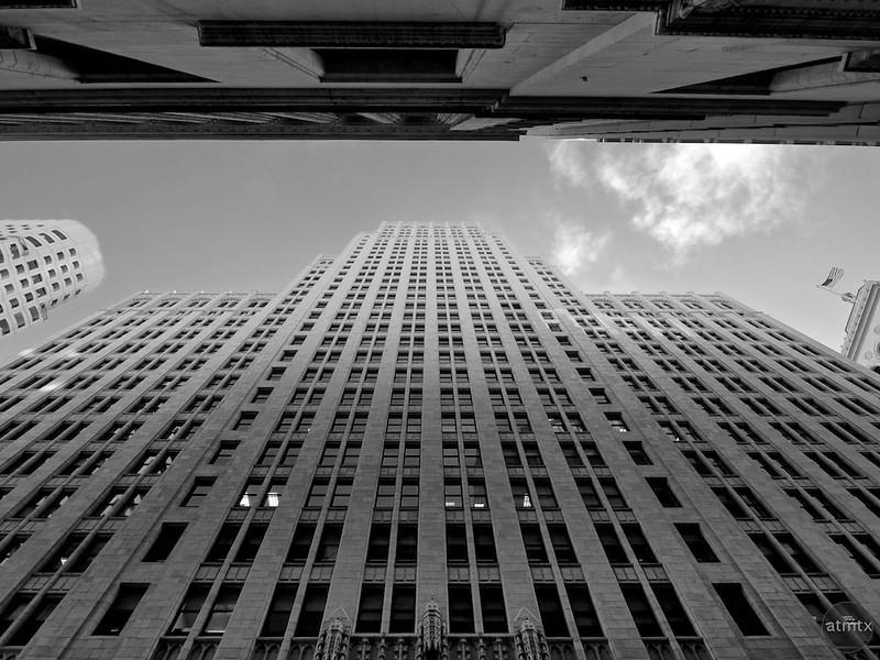 Skyscrapers of San Francisco #11- San Francisco, California