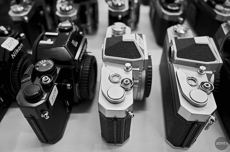 Swap Meet, Precision Camera - Austin, Texas