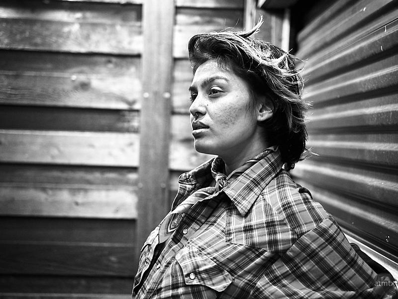 Vanessa, Drink and Click Portrait - Austin, Texas