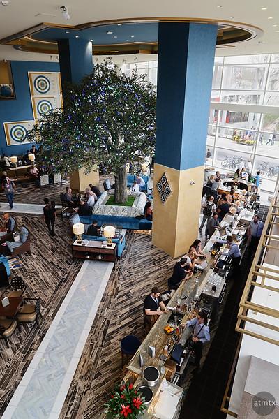 Fairmont Interior - Austin, Texas