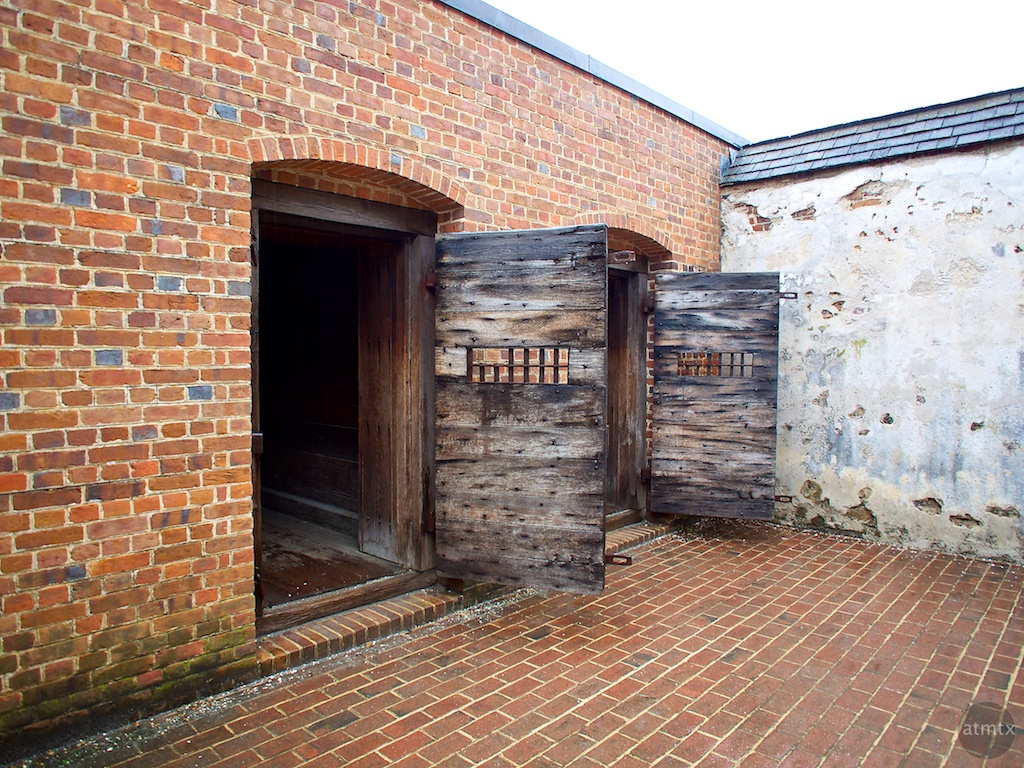 Historic Jail Cells - Williamsburg, Virginia