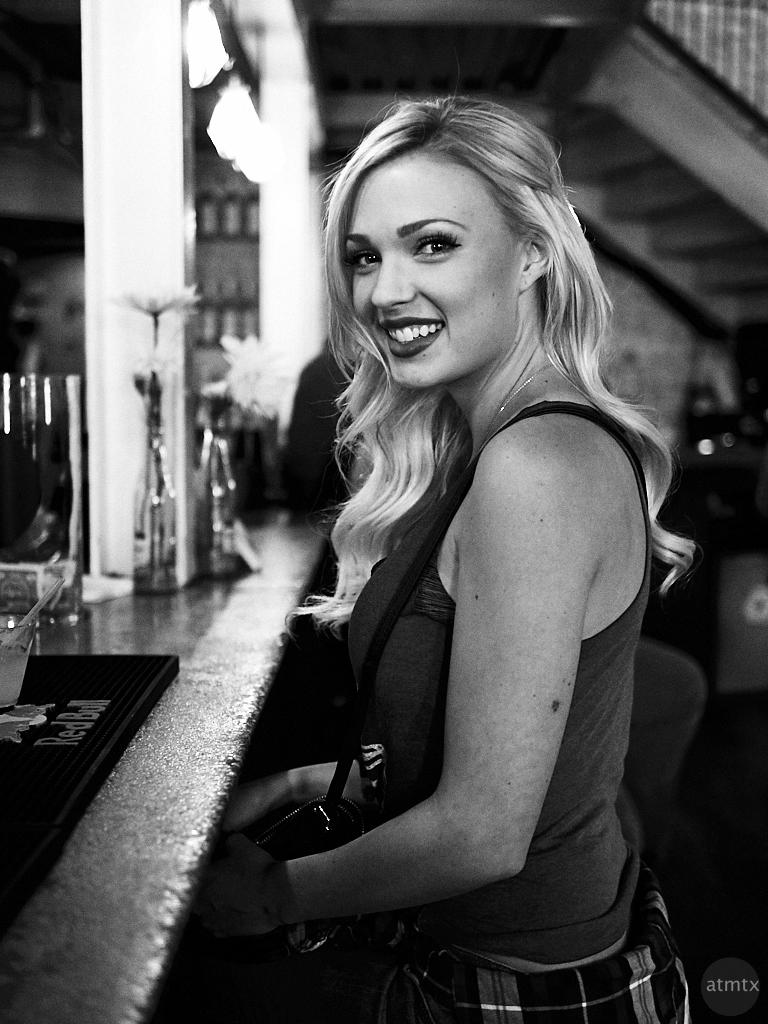 Kaylee, SXSW 2017 - Austin, Texas