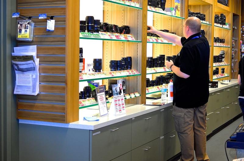 On Display, Precision Camera - Austin, Texas