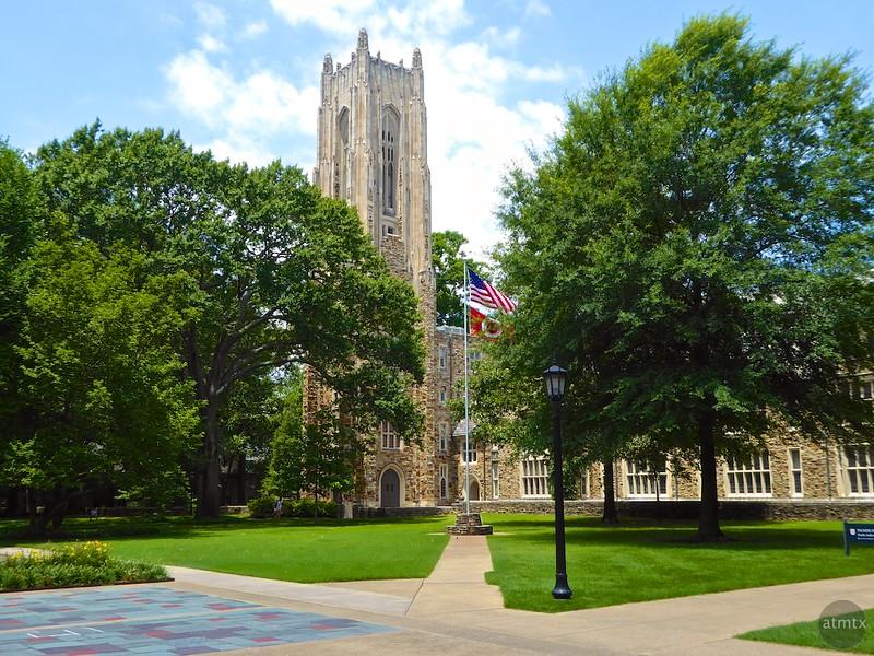 Haliburton Tower, Rhodes College - Memphis, Tennessee