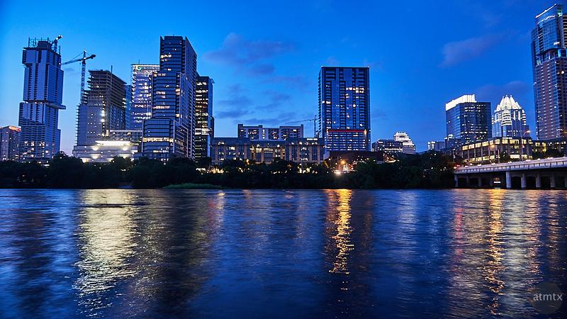 Skyline, June 2018 - Austin, Texas