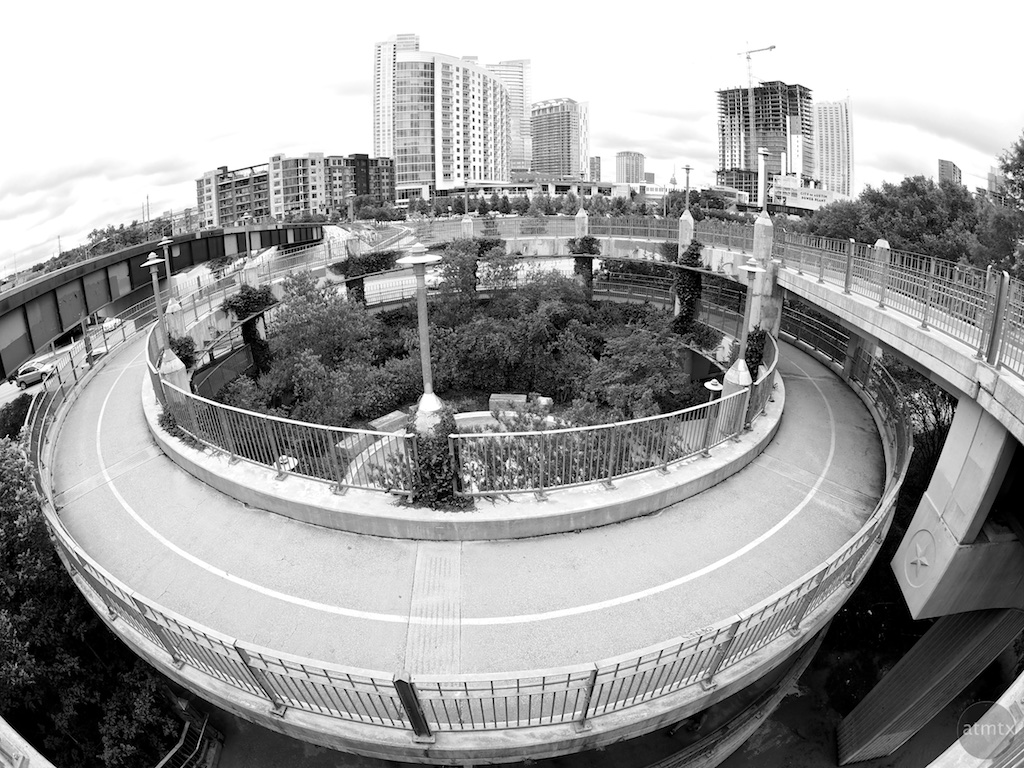 Circular Flow, Emphasized - Austin, Texas