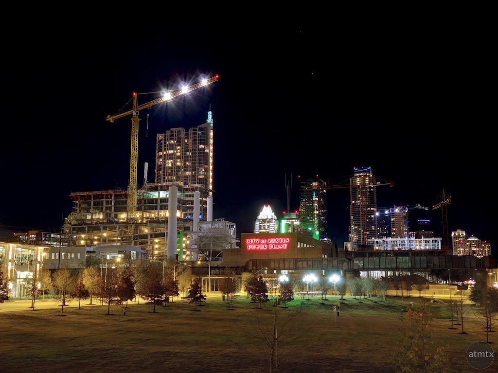 Seaholm Redevelopment - Austin, Texas
