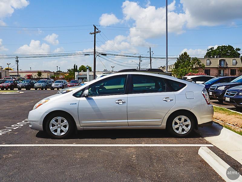 The Appliance, 2007 Toyota Prius - Austin, Texas