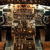 MD-80 Cockpit - DFW Airport, Texas