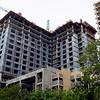 Hotel Van Zandt Construction, Rainey Street - Austin, Texas