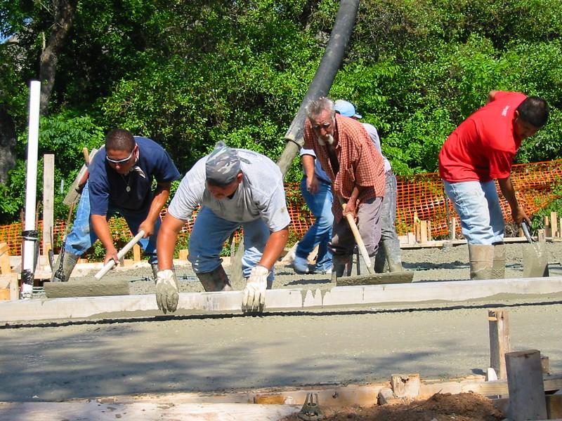 Building the Foundation - Austin, Texas