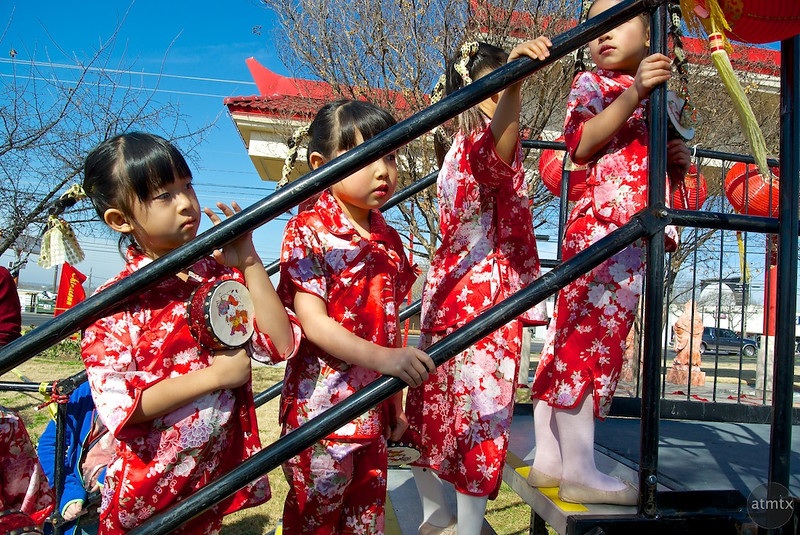 Next Up, 2014 Chinese New Year Celebration - Austin, Texas