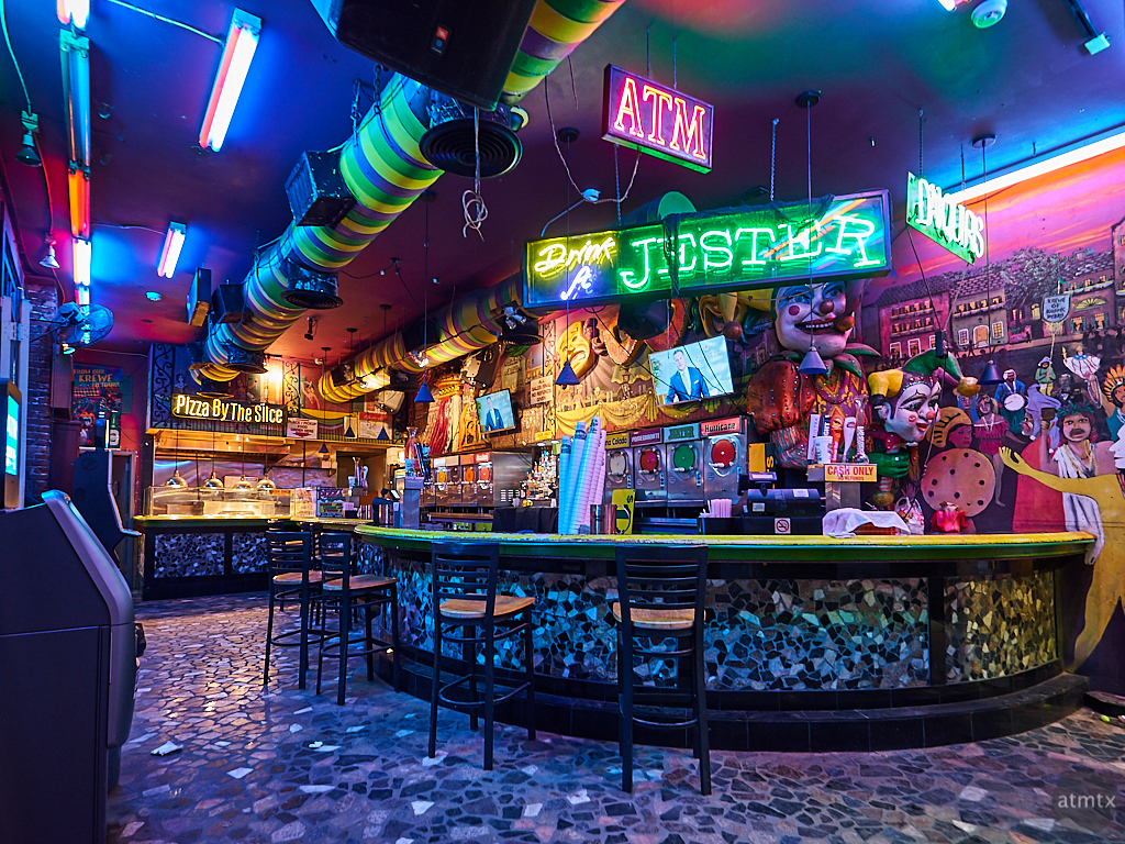 Jester Mardi Gras Daiquiris - New Orleans, Louisiana