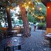 A small bar on Rainey Street - Austin, Texas