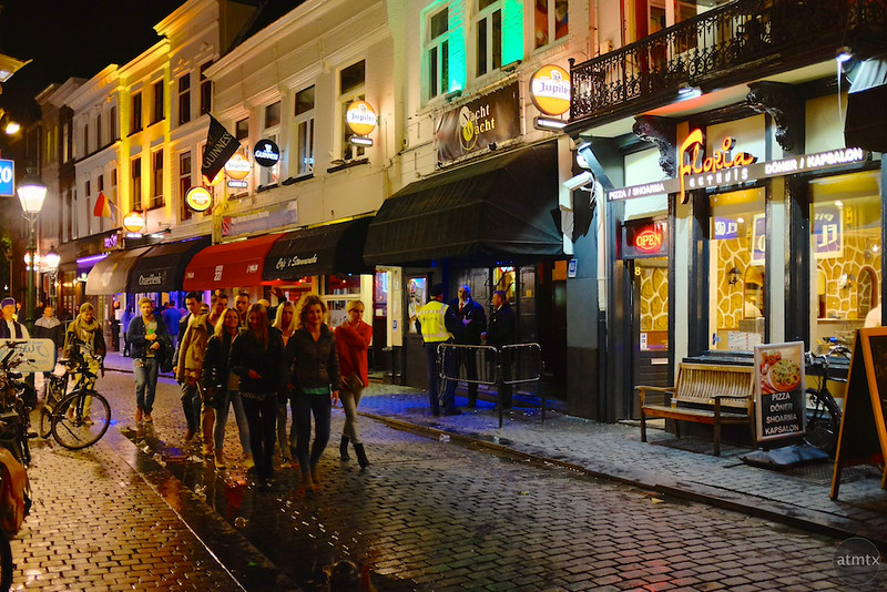 A Night on the Town - Breda, Netherlands